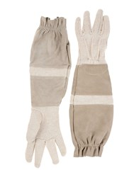 M.Grifoni Denim Accessories Gloves Women Grey