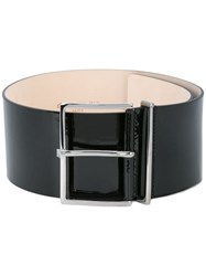 Barbara Bui Wide Belt Black