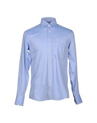 Carlo Pignatelli Shirts Long Sleeve Shirts Men