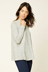Forever 21 Marled Knit Sweater