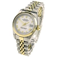 Rolex Lady Datejust Steel And Gold 79173