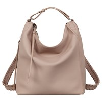 Allsaints Kita Small Leather Backpack Neutral