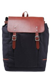 Pier One Kurt Rucksack Navy Dark Blue