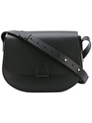 Nico Giani Lobivia Crossbody Bag Women Leather One Size Black