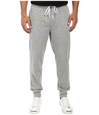 Converse Core Plus French Terry Pant Grey Heather Men's Casual Pants Gray