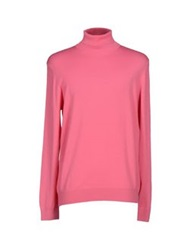 Gran Sasso Turtlenecks Fuchsia
