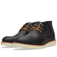 Red Wing Shoes Red Wing 3150 Heritage Work Chukka Charcoal Rough And Tough