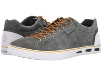 Columbia Vulc N Vent Camp 4 Grill White Men's Lace Up Casual Shoes Black