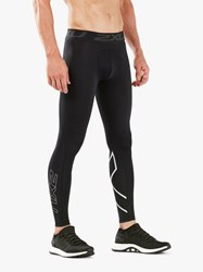 2Xu Thermal Accelerate Compression Tights Black