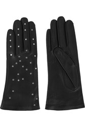 Agnelle Suzette Studded Leather Gloves