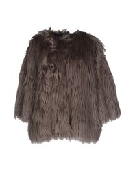 Liviana Conti Coats And Jackets Faux Furs Women
