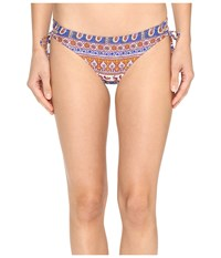 Body Glove India Tie Side Mia Bottoms Abyss Women's Swimwear Navy
