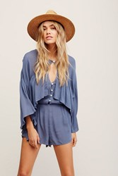 Endless Summer Womens Shes A Vision Romper