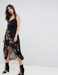 Bolongaro Trevor Parachute Dress Multi