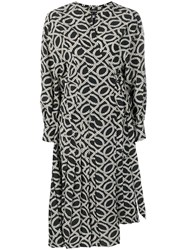 Isabel Marant Alexandra Dress Black