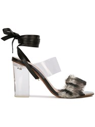 Ritch Erani Nyfc Sabrina Sandals Black