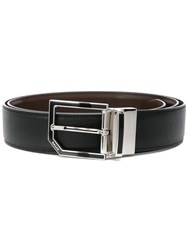 Bally Reversible Charlton Belt Black