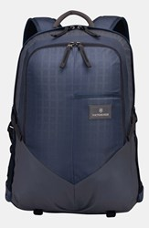 Victorinox Swiss Armyr Men's Army 'Altmont' Backpack Blue Navy