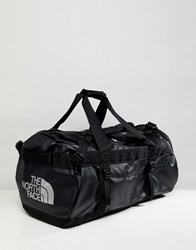 The North Face Base Camp Duffel Bag In Black Black