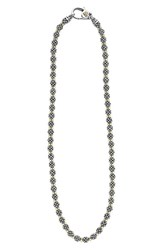 Women's Lagos 'Forever' Caviar Beaded Necklace