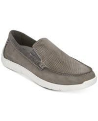 Dockers Alcove Slip Ons Shoes Grey