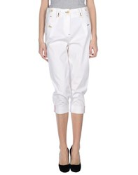 Love Moschino Trousers 3 4 Length Trousers Women