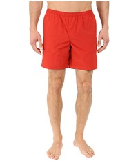 Mountain Hardwear Class Iv Shorts Dark Fire Men's Shorts Orange