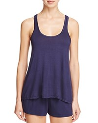 Splendid Intimates Always Drapey Tank Navy Iris