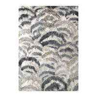 William Yeoward Fontanetta Rug Silver Grey