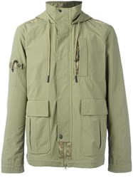 Adidas Day One Utility Jacket Green