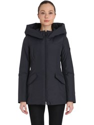 Peuterey Aubisque Hooded Puffer Jacket