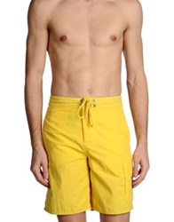 Polo Jeans Company Swimming Trunks Yellow