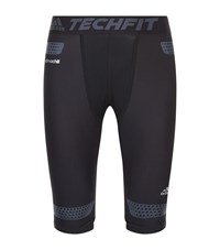 Adidas Techfit Power Short Tights Male Black