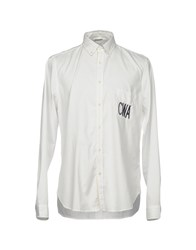 Coast Weber And Ahaus Shirts White