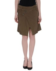 G Star G Star Raw Skirts Knee Length Skirts Women