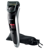 Philips Qt4015 23 Beard And Stubble Trimmer Black Red