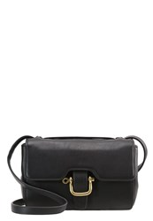 J.Crew New Thatcher Across Body Bag Black