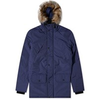 Penfield Ridgefield Hooded Parka Blue