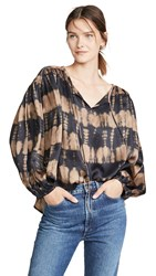 Mes Demoiselles Danoise Blouse Brown