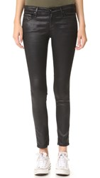 Ag Jeans The Legging Ankle Super Black