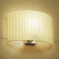 Bover Wall Street Fluorescent Wall Sconce