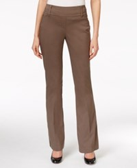Styleandco. Style And Co. Pull On Flare Leg Pants Only At Macy's