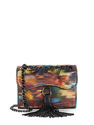 Aimee Kestenberg Medina Leather Shoulder Bag Multi