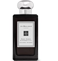 Jo Malone London Dark Amber And Ginger Lily Cologne Intense 100Ml Colorless