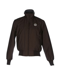North Sails Jackets Dark Brown
