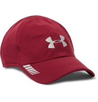 Under Armour Launch Armourvent Baseball Cap Red