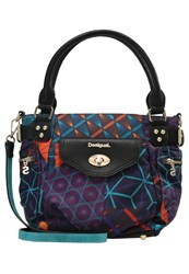 Desigual Handbag Purpura Red