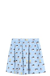 Paul And Joe Sister Looney Tunes Skirt Blue