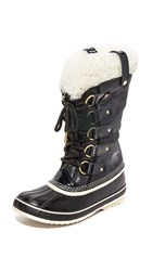 Sorel Joan Of Arctic Holiday Boots Black