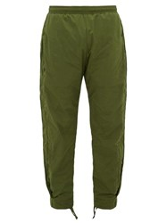 Cottweiler Caddie Technical Track Pants Green